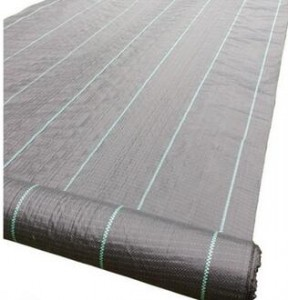 1-6m Width 75g/80g/90g/100g polypropylene Woven PP Ground Cover Supply by Sincere Factory Price